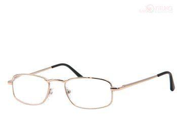 Очки готовые лектор металл +0,5