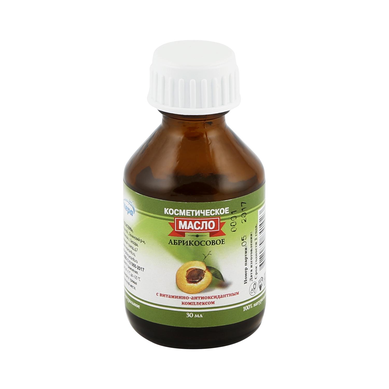 Аспера масло косметическое абрикос витаминно-антиоксидантный комплекс 30мл фото